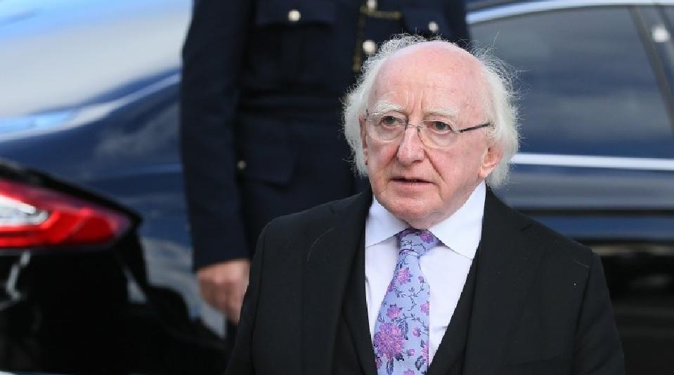 President Higgins