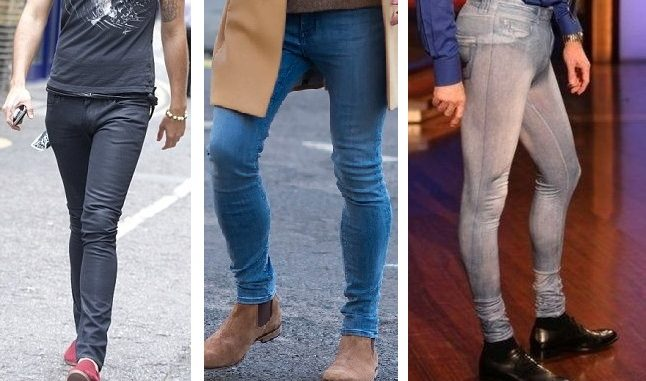 A Leading Irish Doctor Has Warned Men Who Regularly Wear Jeans Labelled Skinny Fit That They Are Causing Permanent Damage To Their S