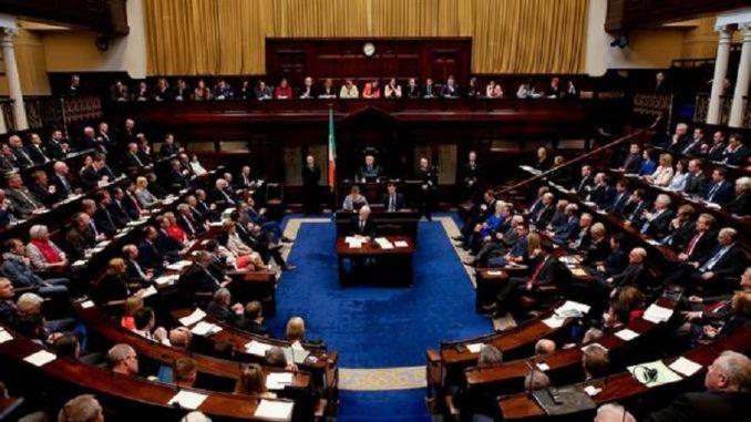 Dáil Eireann
